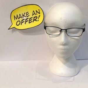 DKNY Rectangle 5633 1004 52-16 135 Eyeglasses RX.